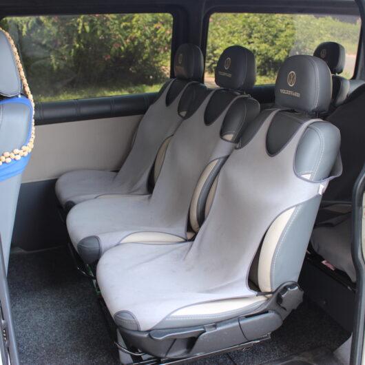 Volkswagen T5 довга база на 8 місць2
